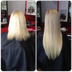 Lina's Locks Hair Extensions Fusion | Tape | Microlinks | Nano London Ontario image 7