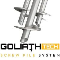 GoliathTech Screw Piles - South Western NB