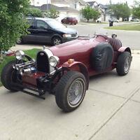 1927 Bugatti replica.