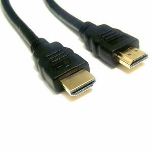 High Speed HDMI to HDMI Male to Male 6 Feet Video Monitor Cable