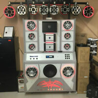 COMPLETE MARINE SOUND SYSTEM INSTALLATIONS