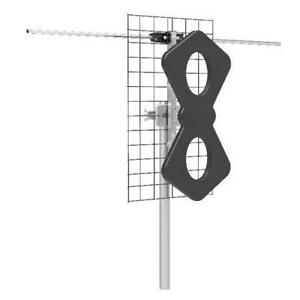 Focus Antennas BEST-2V HD Long Range Indoor/Outdoor HDTV Antenna