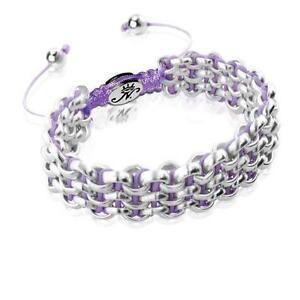 50% OFF All Jewellery - Silver Kismet Links   Radiant OrchidBracelet