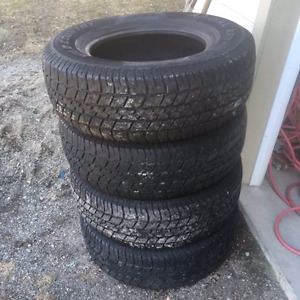 Tires for sale. 265/79/17.