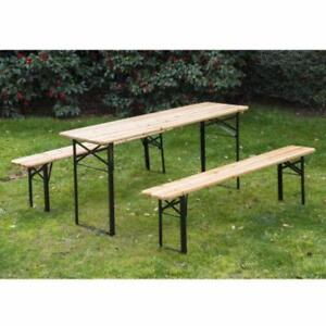 6ft Portable BBQ Camping Table / Picnic Table / Foldable Table