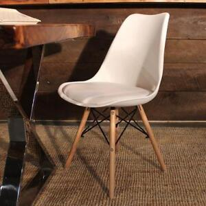 BRAND NEW Eames Eiffel Style Padded Desk or Dining Chair