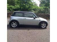 CRACKING MINI COOPER