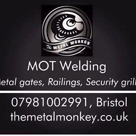 MOT Welding /servicing , 24hr service