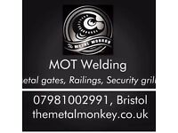 MOT Welding /servicing , 24hr service
