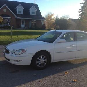 2005 Buick Allure tan leather One Owner Safetied & E-Tested Kawartha Lakes Peterborough Area image 1