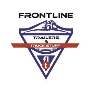 Snappin Turtle Tie Downs at Frontline Trailers & Truck Stuff!