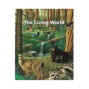 The Living World Hardcover textbook