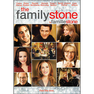 """""""The Family Stone"""" DVD - like new - only $3 - Christmas Movie"""