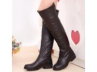 Attack on titan cosplay boots