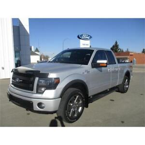2013 Ford F-150 FX4 Supercab 4x4