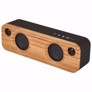 AS IS. House of Marley Get Together Mini Bluetooth Wireless Spea