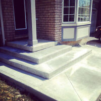 ☼ ☀ CSC ☀ ☼ Concrete Solutions Contracting - 647/825/9854