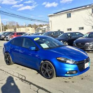 2015 DODGE DART GT w/back up camera/bluetooth/heated seats