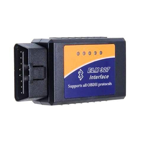 ELM327 Car OBD2 OBDII EOBD Bluetooth Fault Code Removal Scanner