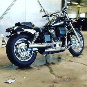 Honda Shadow 750cc 2002