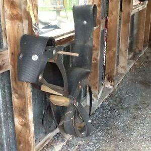 Balancoire cheval en pneu 60.00