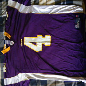 Brett Favre Minnesota Vikings Away Reebok 2XL Men's Jersey