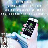 Make $500 per month just by being social