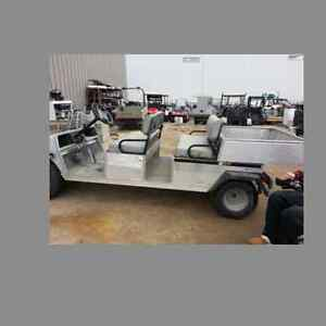 -MELFORT, GOLF CART,SNOW BLOW
