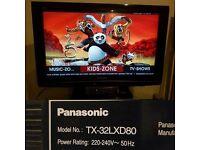 "Panasonic TX-32LXD80 32"" HD Ready LCD screen"