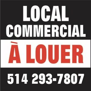 Local commercial Vieux-Longueuil