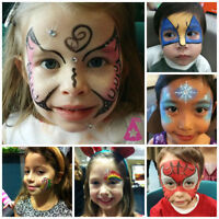 2017 Spring Special - Face painting, Balloon twisting & more