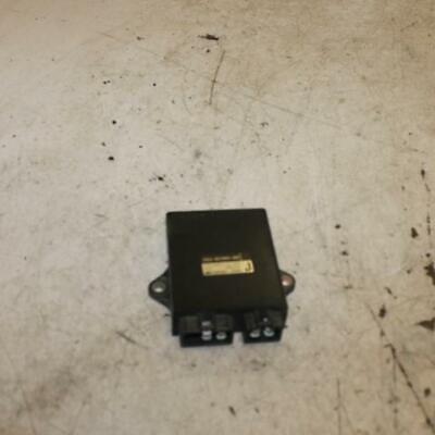 89 <em>YAMAHA</em> XV250 VIRAGO 250 ECU COMPUTER CONTROLLER UNIT BLACK BOX ECM