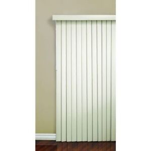 NEW vertical window blinds - $60