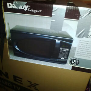 Tv,printer,Danby microwave,Sony Home theater,Cisco 7970 ip phone