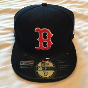 Boston Red Sox Authentic New Era Cap 7 3/8""