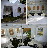 Desire Event Rentals!!! Tents, tables chair & more!! NO HST