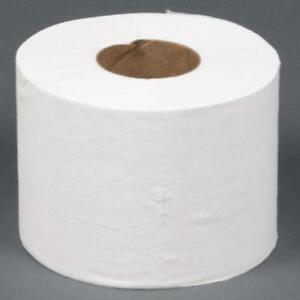 2-Ply Sheet Toilet Paper Roll - 48/Case *RESTAURANT EQUIPMENT PARTS SMALLWARES HOODS AND MORE*