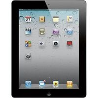 Apple iPad 2nd Gen - 16GB WiFi and 64GB 3G Data enabled