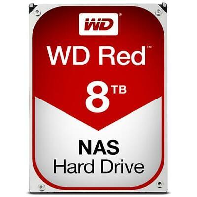 "S0215715 493123 Disque dur Western Digital WD80EFAX 8 TB 3.5"" SATA III"
