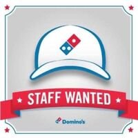 DOMINO'S PART TIME DELIVERY POSITION