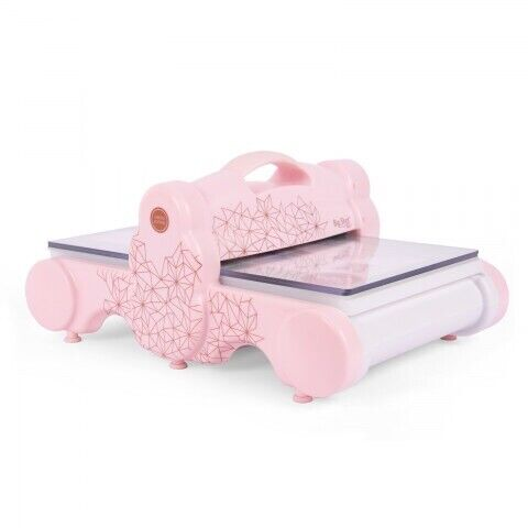 Brand New Sizzix Limited Edition big shot plus die cutting machine in blush  pink and rose gold  | in High Green, South Yorkshire | Gumtree