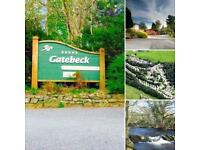 WILLERBY HOLIDAY HOME FOR SALE GATEBECK PARK KENDAL NR WINDERMERE LAKE DISTRICT