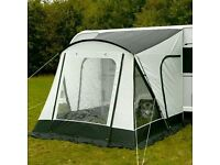 Sunncamp swift 260 deluxe caravan awning