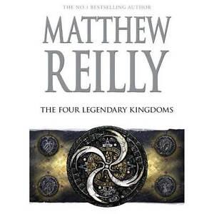 Matthew Reilly The four Legendary Kingdoms hard cover xlnt cond Walkerville Walkerville Area Preview