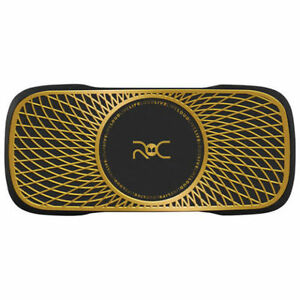 Monster ROC Sport Bluetooth Portable Speaker - Black/Gold sealed