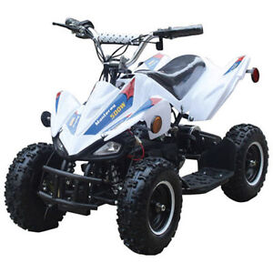 """Gio """"Manteray"""" 500W Electric Quad/ATV now for only $599 on Sale"""