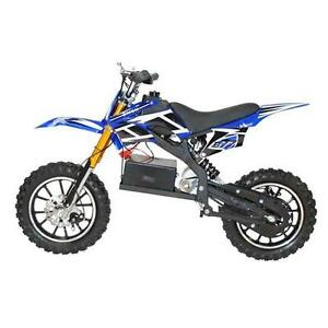 Electric Dirt Bikes on for $549.99! Limited time offer!