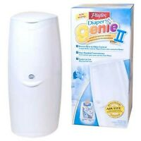 Diaper Genie 2, excellent condition, smoke/pet free home