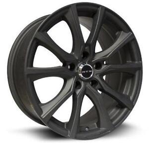 "Roues 16"" RTX Civic Mazda 3 Elantra Lancer Roue Mag 16"