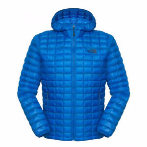 The North Face Thermoball Hoodie Nautical Blue XL New jacket
